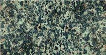 Lukovec Slabs & Tiles, Ukraine Green Granite