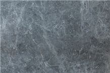 Baltic Gray Polished Random 2 cm Marble Slab