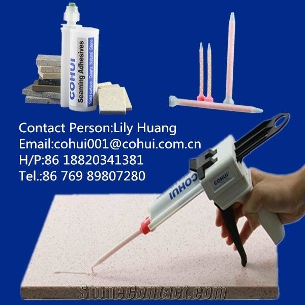 Methyl Methacrylate Adhesive for Corian/ Staron Sheet from