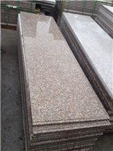 Granite G687, China Red Granite Slabs & Tiles
