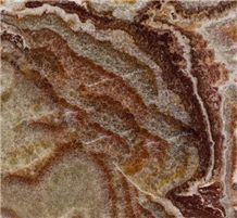 Carped Onyx Slabs & Tiles