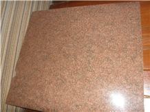 Royal Red Granite Tiles