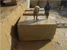 Maroccan Grey Marble Blocks, Gris Sahara Marble