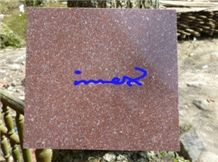 G666, Red Porphyry, Red Granite Tile Marble