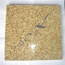 Yellow Rusty Granite Tile G3750, China Yellow Granite