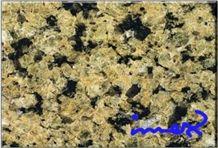 Yellow Tropic Brown Granite Slabs & Tiles, China Yellow Granite