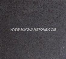 G684 Black Basalt Tiles & Slabs, China Black Basalt