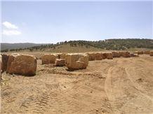 Gris Foussana Blocks, Grigio Oriente Limestone, Grey Foussana Limestone Block