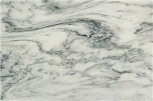 White Shadow Kuzbas Marble