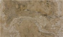 Cloud Cross Cut Slabs & Tiles,Turkey Denizli Travertine Slabs & Tile