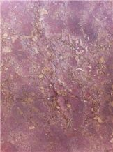 Rosso Samad Marble Slabs & Tiles, Oman Red Marble