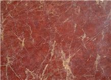 Rosso Ducale Marble Tiles, Turkey Red Marble
