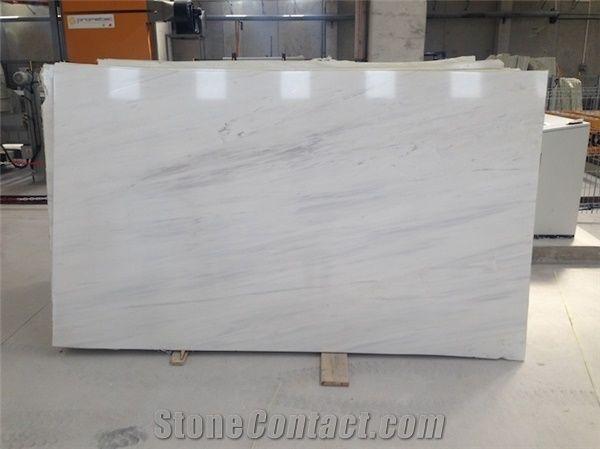 Bianco Dolomite Marble Slab X 20 Mm