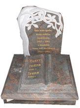 Book Monument & Tombstone, Granite Monuments