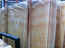 Honey Onyx Big Slabs