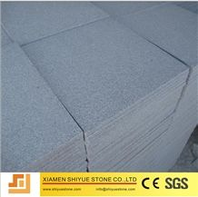 China Flamed G633/Salome White/Navy Mist /White Neicuo Granite,Tiles&Slabs Cut to Wall Covering Tiles/ Floor Covering Tiles /Skirting Natural Building Stone ,Wall Stone, Hotel Project Decoration