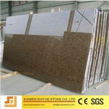 Polished Tropic Brown Granite Slab(Own Factory)Own Factory Cheapest Price Saudi Arabia Tropical Brown/Ghadeer/Naranja Brown/Nayarin Brown/Havana Brown/Najran Brown/Bir Askar Brown/Desert Brown/Falcon
