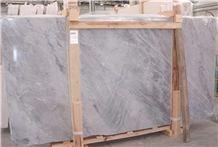 Blue De Savoie Extra Marble Slabs & Tiles, Grey Polished Marble Flooring Tiles, Walling Tiles