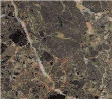 Breche Nouvelle Marble Slabs & Tiles, Brown Polished Marble Flooring Tiles, Walling Tiles