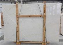 Rosa Aurora Vigaria Extra White Polished Marble Flooring Tiles, Walling Tiles, Estremoz Branco Vigaria Marble