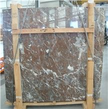 Rouge Royal Marble Slabs & Tiles, Red Polished Marble Flooring Tiles, Walling Tiles