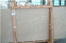 Santenoy Limestone Slabs & Tiles, Beige Polished Limestone Flooring Tiles, Walling Tiles