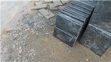 Black Quartzite Tiles, China Black Quartzite