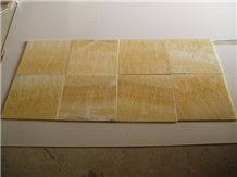 China Honey Onyx Slabs & Tiles, China Yellow Onyx