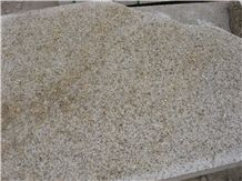 China Yellow Granite G350 Slabs & Tiles