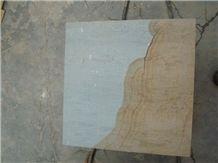 Double Color Sandstone Slabs & Tiles