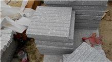 G375 Grey Granite Blind Pavers