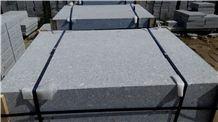 Grey Granite Paving Steps, G375 Grey Granite Steps