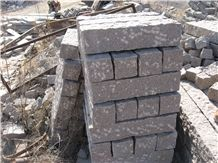 Red Granite Stone Fence, G354 Pink Granite Fence