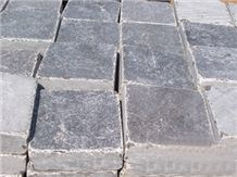 Tumbled Blue Limestone Tiles, China Blue Limestone