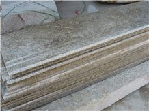 Yellow Gold Granite Step,G350 Steps & Stairs