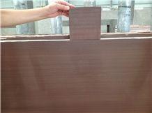 Red Wooden Sandstone Slabs & Tiles , Red Wooden Vein Sandstone