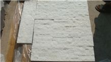 Sichuan Crystal White Marble Cultural Stone