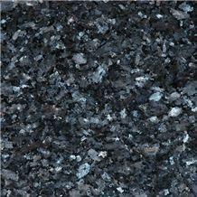 Blue Pearl Slabs & Tiles, China Blue Granite