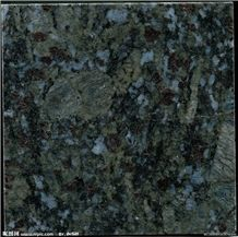 Butterfly Blue Slabs & Tiles, China Blue Granite