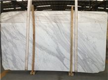 Volakas White Marble Slabs & Tiles