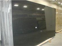 G654 Black Granite Slab