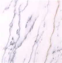 Portuguese Marble Tiger Stripes Slabs & Tiles, Portugal White Marble