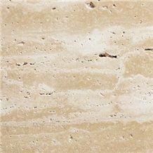 T105 White Travertine Tile & Slab