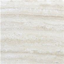 T110 Super White Travertine Tile & Slab