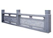 Wellest Grey Granite Fence,China G614 Misty Grey Granite,Model No.Gb031