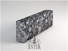 Grey Labradorite Granite Kerbstone, Labradorite Curbstone