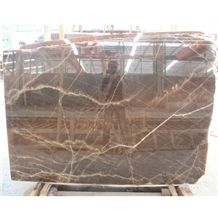 China Golden Brown Onyx Slabs & Tiles
