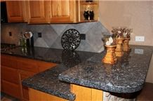 Giga Wholesale Blue Pearl Granite Countertops