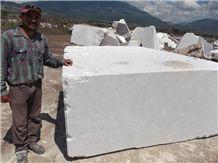 Alabaster Blocks, Mexico White Alabaster