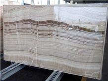 Bianco Venato Gioia Marble Slabs, Italy White Marble, Arco Iris Onyx Slabs